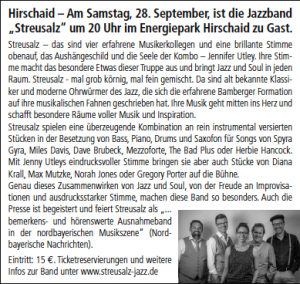 Anzeige Streusalz Hirschaid
